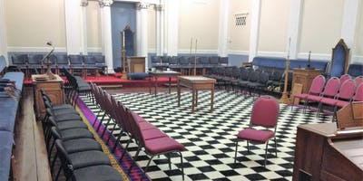 Freemasonry. An evening for those with a serious intrest in discovering more.
