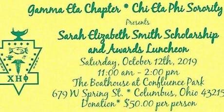 Gamma Eta Chapter, Chi Eta Phi Sorority, Inc. Scholarship Luncheon tickets