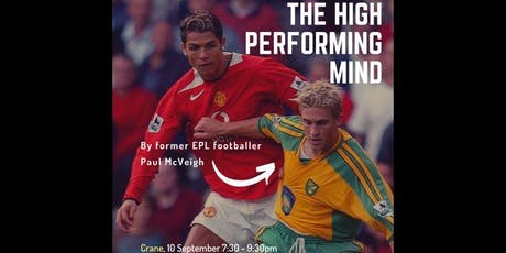 The High Performing Mind: Performance Psychology by Paul McVeigh tickets
