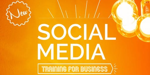 Social Media for Business Day's Workshop (with Lunch)