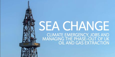 Sea Change: Report Launch & Discussion tickets