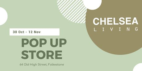 Chelsea Living November Pop Up Launch Party tickets
