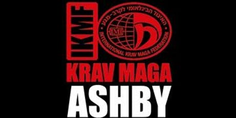 Ashby Krav Maga FREE INDUCTION CLASS tickets