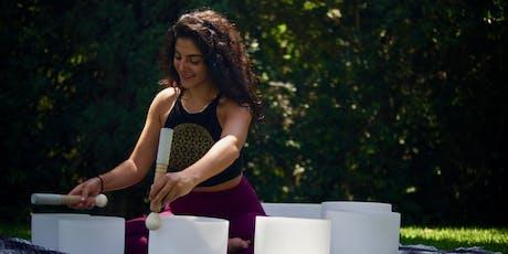 Sundays are for Soundbaths: Chakra Balancing with Amanda Petro  tickets