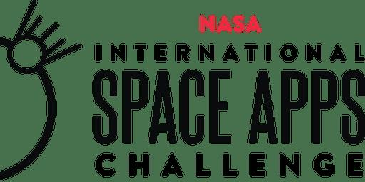 NASA Space Apps Challenge Antioquia