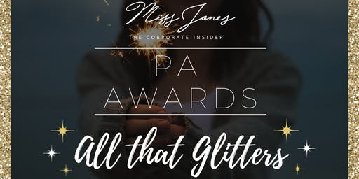 Miss Jones PA Awards 2019