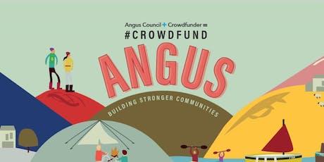 Crowdfund Angus - Crowdfunding Workshop tickets