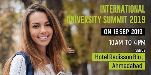 International University Summit  - Sep 2019, Ahmedabad
