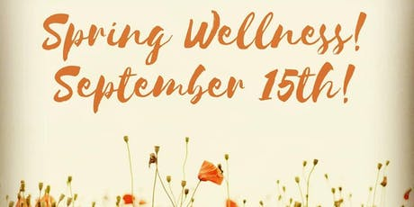 Spring Wellness with Essential Oils tickets