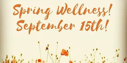Spring Wellness with Essential Oils