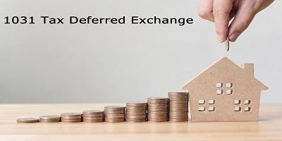 1031 Tax Deferred Exchange - Working with Investors - 3 Hours CE Free  Duluth