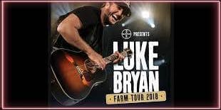 Luke Byran Concert Parking/Bus ride