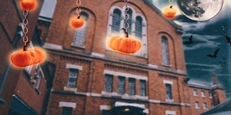HALLOWS EVE @ Dorchester Prison Ghost Hunt - £49 P/P tickets
