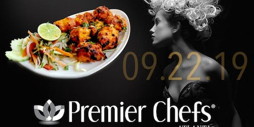 FASHION MEETS FOOD SEPT. 22nd: LIVE Cooking TalkShow & Fashion Spotlight by Premier Chefs Atlanta