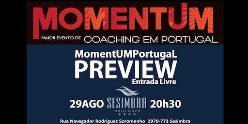 MomentUM Portugal Preview - O Maior Evento de Coaching em Portugal