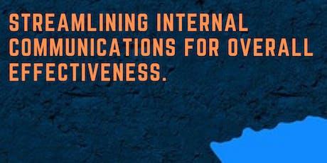 Strategic Internal Communications Event tickets