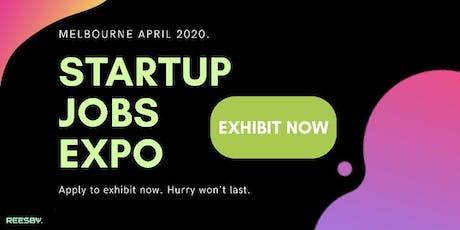Startup Jobs Expo tickets