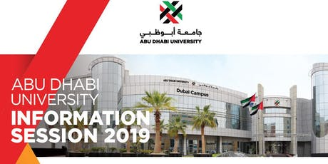 Dubai Campus Information Session 31 August tickets