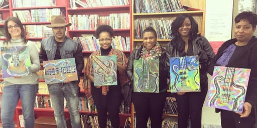 Sip & Paint Saturdays (Enjoy Complimentary Wine)