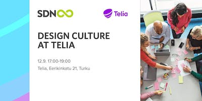 Design Culture at Telia