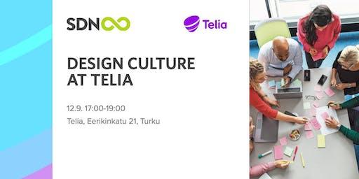 Design Culture at Telia