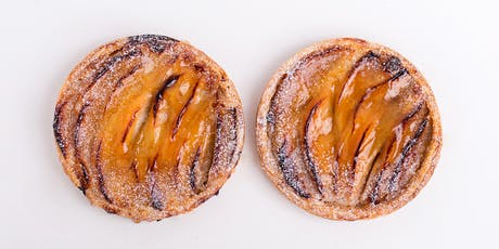 Workshop: Learn how to make your own puff pastry and apple tart tickets