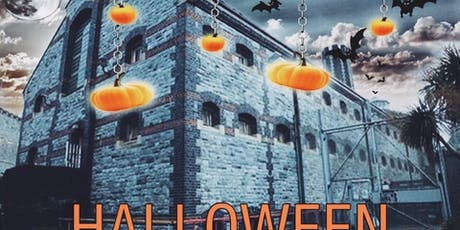 HALLOWEEN- Portsmouth Prison Ghost Hunt- 31/10/2019- £49 P/P tickets
