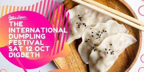 International Dumpling Festival tickets