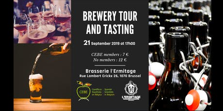 Brewery tour and beer tasting - NanoBrewery L'Hermitage tickets