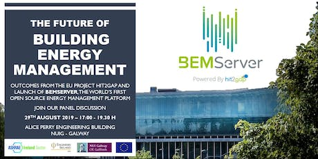 The Future of Energy Management - Launch of BEMSERVER, the world's premier open source building energy management platform tickets