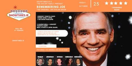 The Dolan Family Presents - Remembering Joe Dolan tickets