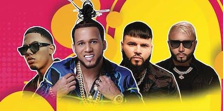 El Alfa Farruko & Mike Towerz Live With Alex Sensation At XL Nightlife tickets