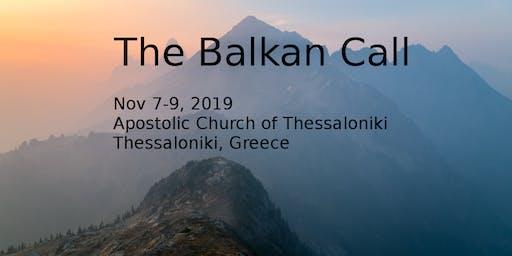 Balkan Call 2019