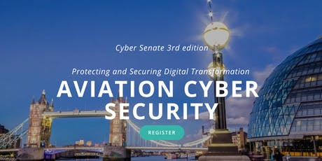 Aviation Cyber Security Summit tickets
