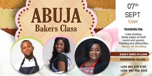 Abuja Bakers Class