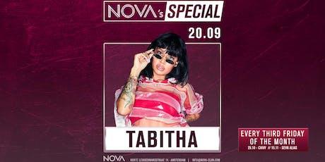 NOVA's Special w/ Tabitha & many more | 20th of September tickets