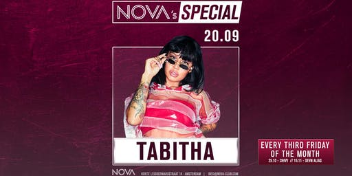 NOVA's Special w/ Tabitha & many more | 20th of September