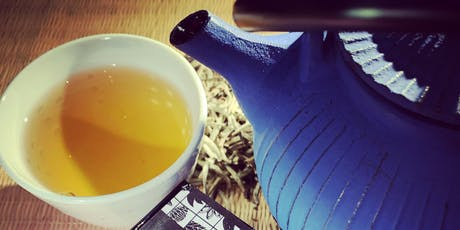 ALL ABOUT WHITE & YELLOW TEAS - WORKSHOP tickets