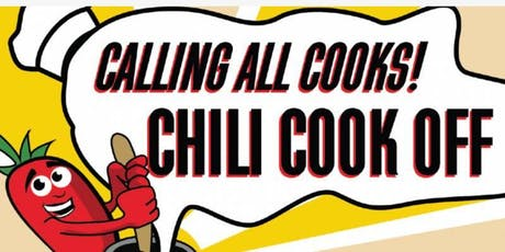 1st Annual New Brunswick Chili Cook Off tickets