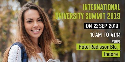 International University Summit  - Sep 2019,Indore