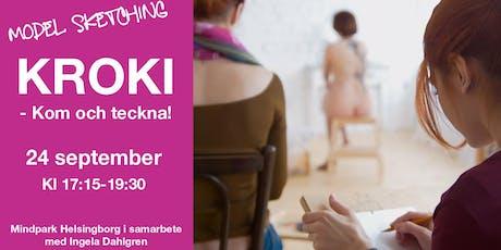 KROKI - Kom och teckna! tickets