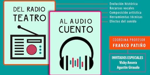 Del radioteatro al audiocuento