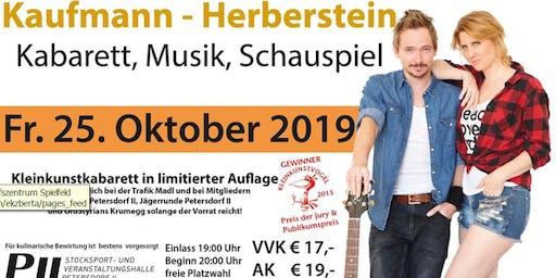 Kaufmann - Herberstein - Kleinkunstkabarett