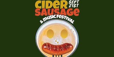 Sausage N' Cider Festival