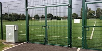 Leisure Leagues 6 a side football, Ashton community science college