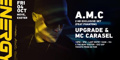 A.M.C , Upgrade , Mc Phantom & Carasel
