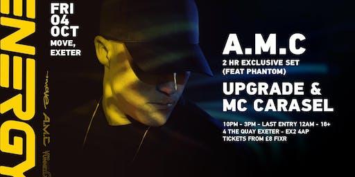 A.M.C , Upgrade , Mc Phantom & Carasel