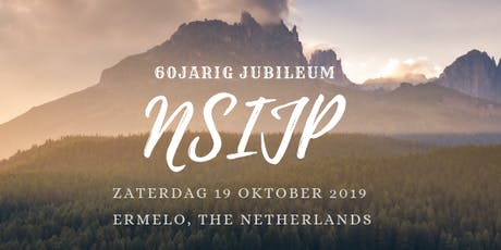 NSIJP 60ste Jubileum tickets