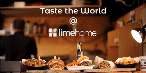 Taste the World @ Limehome