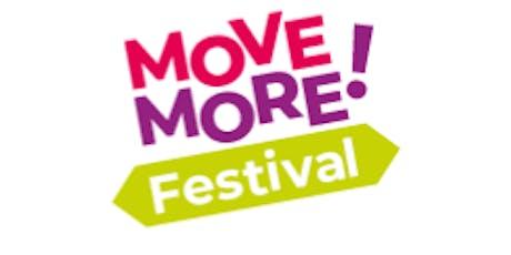 Move More Festival  tickets
